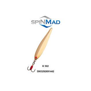 SPINMAD BLASZKI PODLODOWE   -     K502   -   brass