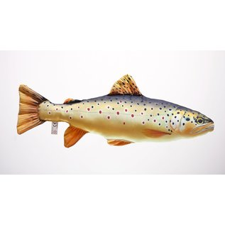 Gaby The Brown Trout