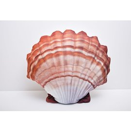 Gaby The Scallop red  (45 cm)