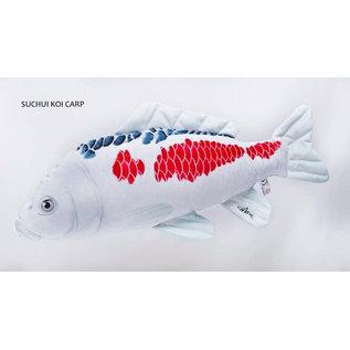 The Koi carp  (60 cm)