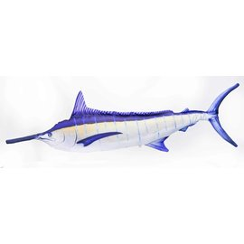 Gaby The Blue Marlin lit up  (200 cm)