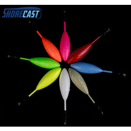 Shorecast Medium Tail Beachbomb Uncoated