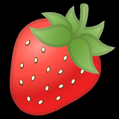 Aardbeienvlekken