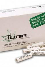 Tune Acti Tube Aktivkohlefilter 100 er Pack
