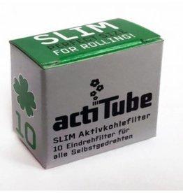 Tune Tune Aktivkohlefilter Slim 50er Pack