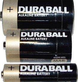 Geheimversteck Batterie Safe Duraball klein