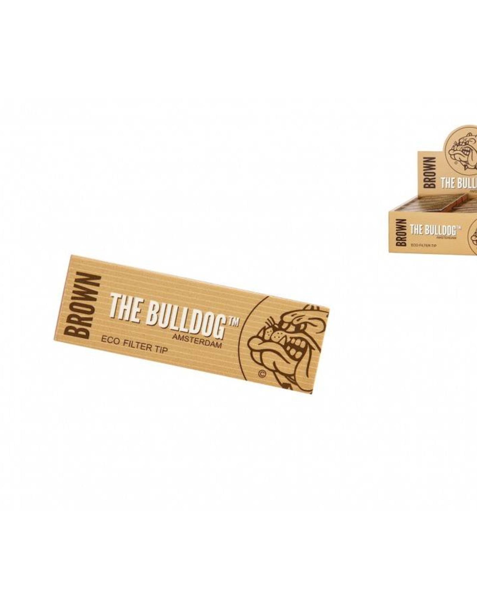 Bulldog Filter Tip braun