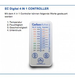 Carbon Active Carbon Active EC Digital 4 in 1 Controller