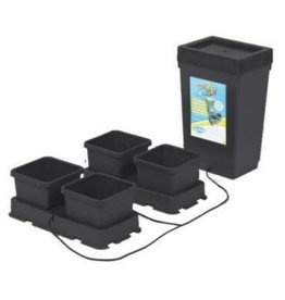 Easy2Grow 4 Pot Komplettsystem