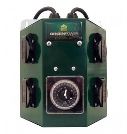 Greenpower Timerbox 4x600W