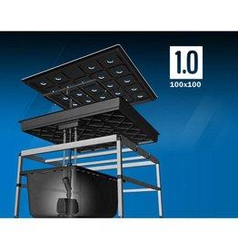 Growsystem Aeroponic 1.0 / 100x100cm Ausstellungsmodell