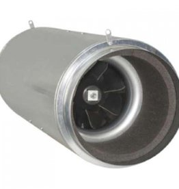 Can Isomax schallisolierter Rohrventilator 200mm/870m3/h