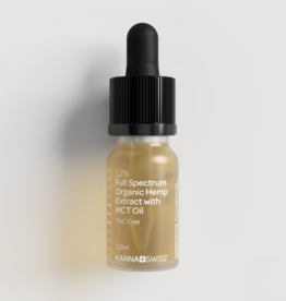 Kannaswiss Vollspektrum Hanftropfen 12% 10ml