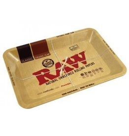 "Metall Rolling Tray ""Raw"" 12,5x18cm"