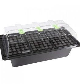 Nutriculture X-Stream für 120 Pflanzen