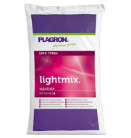 Plagron Light Mix 50l Palett 60 Säcke geliefert