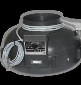 Prima Klima Rohrventilator CT 100mm 280m3/h Controller