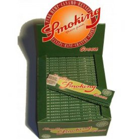 Smoking grün Schachtel à 50 Pack
