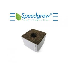 Speedgrow Green Startblock 7,5x7,5x6,5cm grosses Loch (38mm)