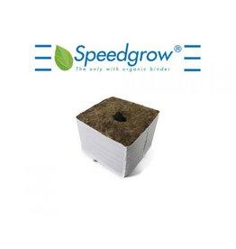 Speedgrow Green Startblock 7,5x7,5x6.5cm kleines Loch (28/35mm)