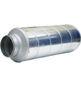 Rohrschalldämpfer 200mm