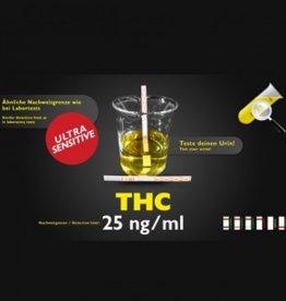 THC Urin Test sensitiv 25 ng