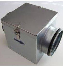 Vorfilterbox 125mm