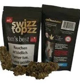swizzTOPzz CBD Tom's Best