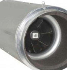 Can Isomax schallisolierter Rohrventilator 160mm 430m3/h