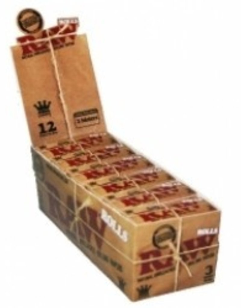 RAW RAW Papers Rolls Länge 3m