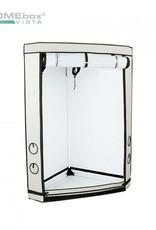 Homebox Homebox Vista Triangle+ 120x75x200cm