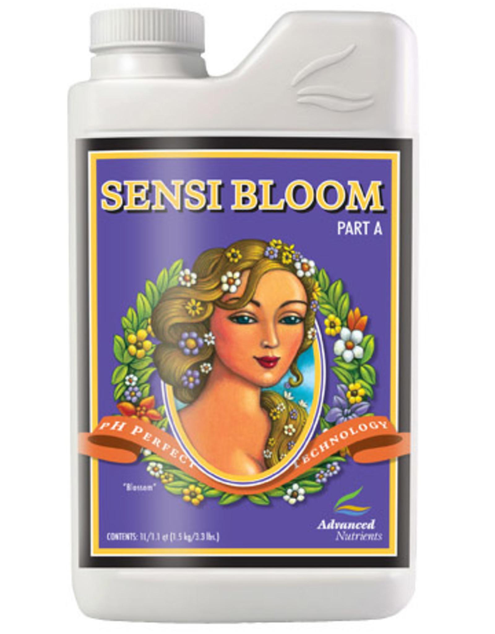 Advanced Hydroponic Sensi Bloom A+B Basisdünger
