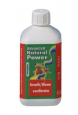 Advanced Hydroponic Advanced Natural Power Grow/Bloom Exc.  1l