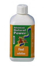 Advanced Hydroponic Advanced Natural Power Final Solution 1l