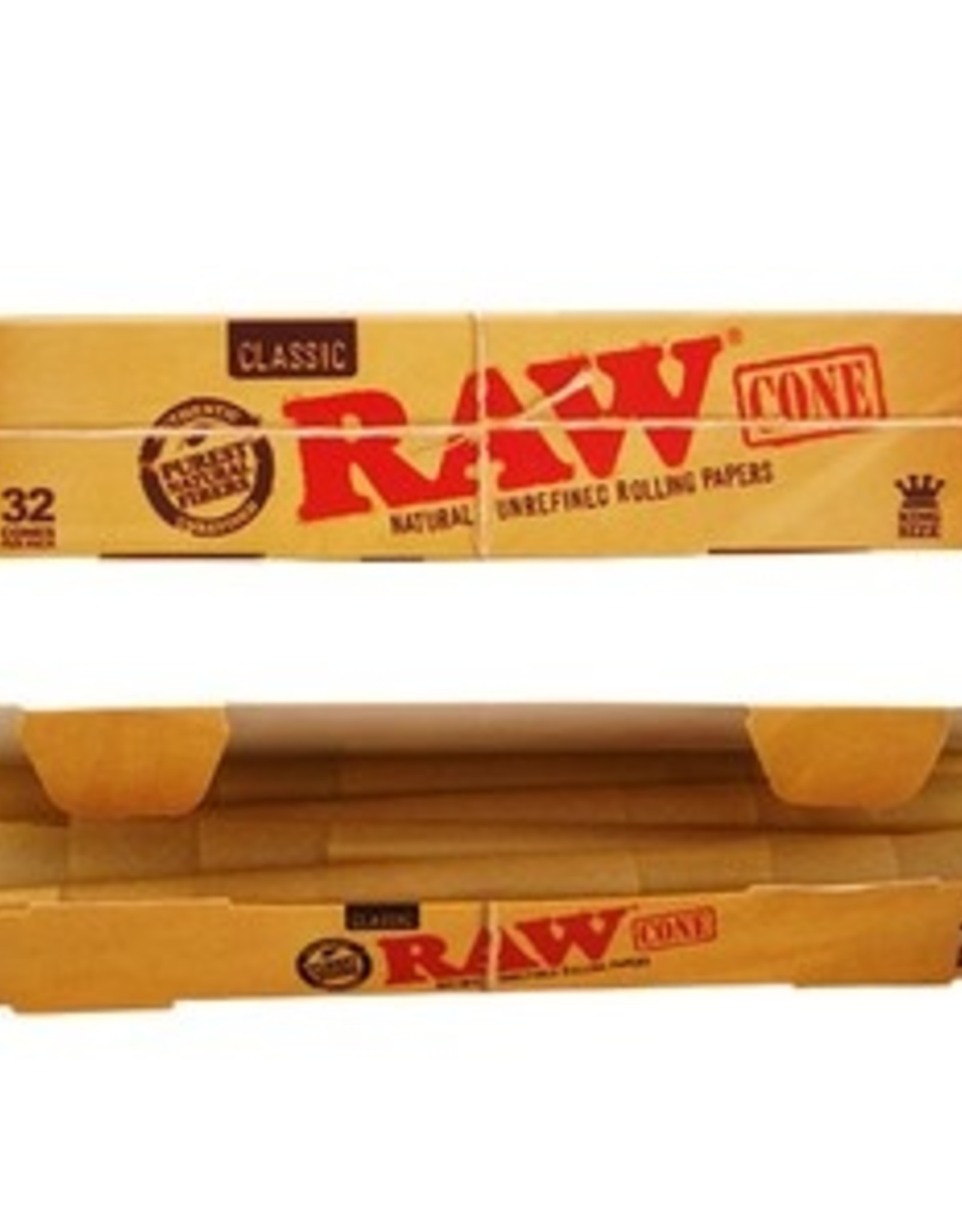 RAW RAW King Size Cones 32er Pack