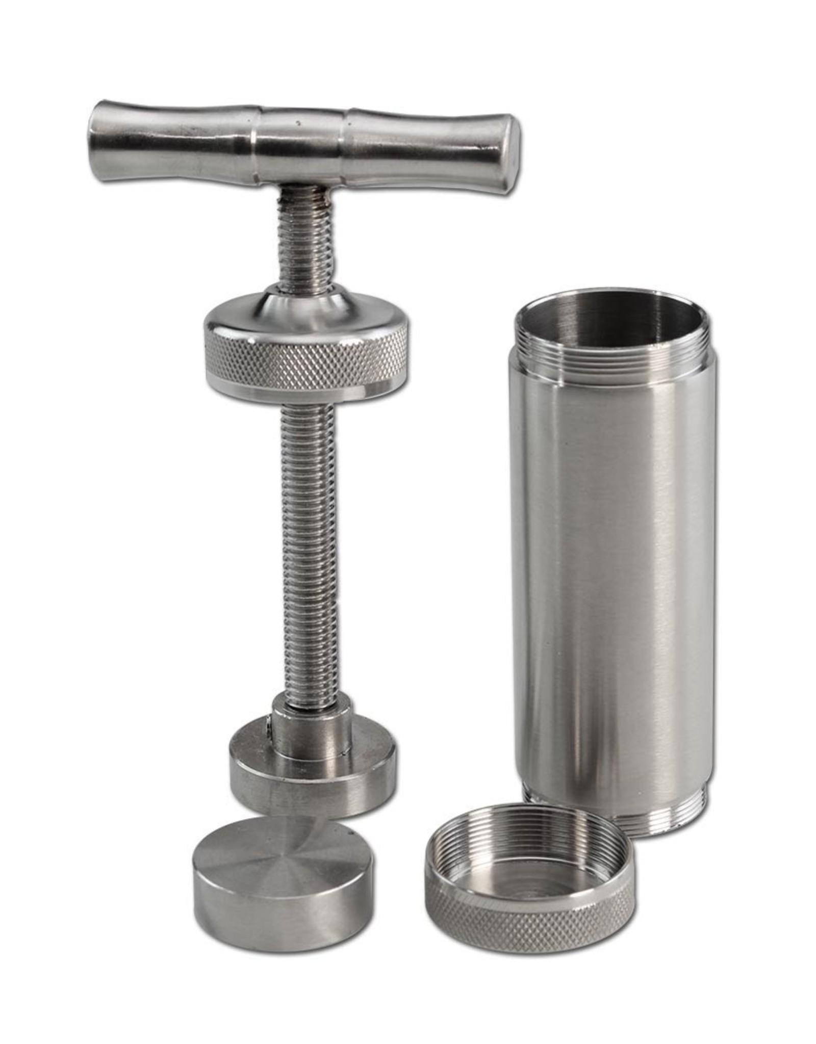 Kräuterpresse Edelstahl Presse S Durchmesser 20mm