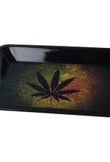 """Mischschale """"Leaf Black"""" 18x14cm"""