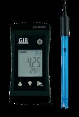 GIB GIB pH-Pro-Meter Messgerät mit Gelelektrode