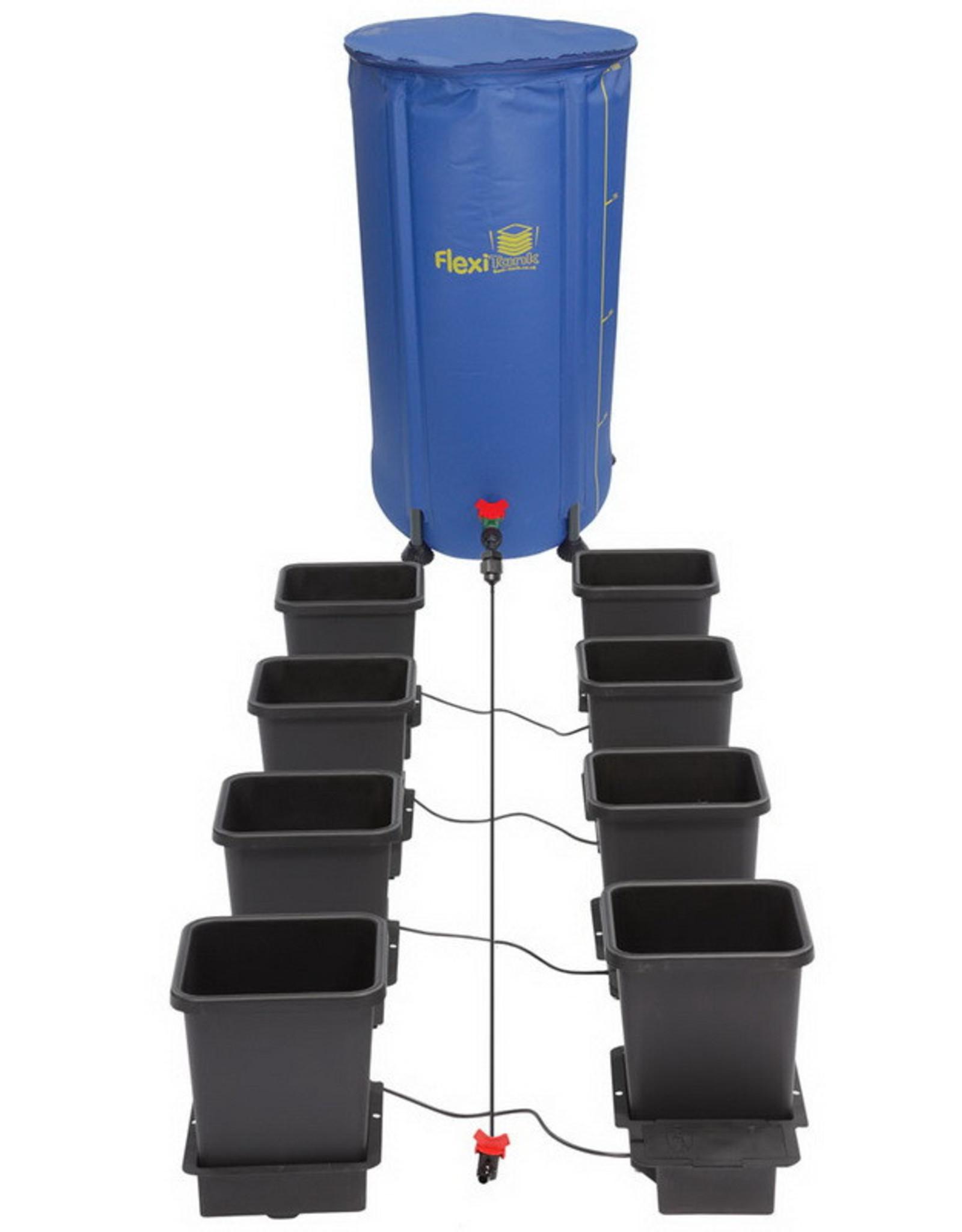 Autopot 8 Pot Komplettsystem