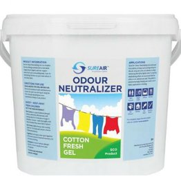 Sureair Sureair Gel Cotton Fresh 5l