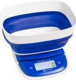 Waage On Balance Folding Bowl Scale 5000g x 1g