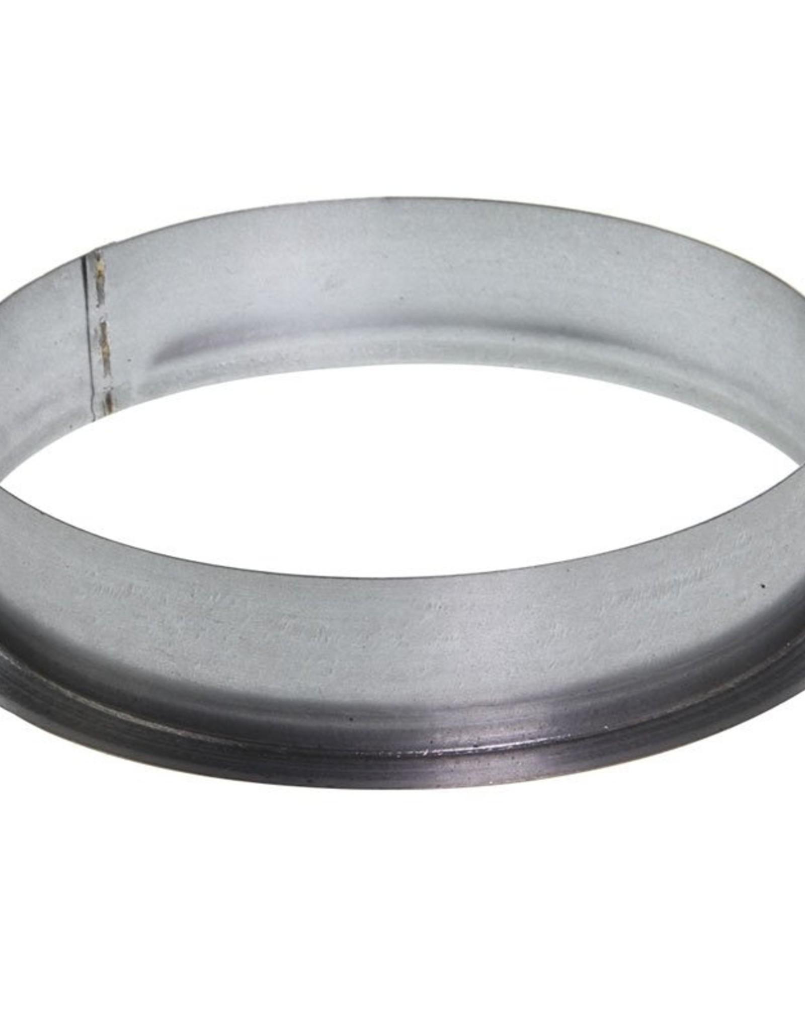 Wandflansch ø125mm Metall