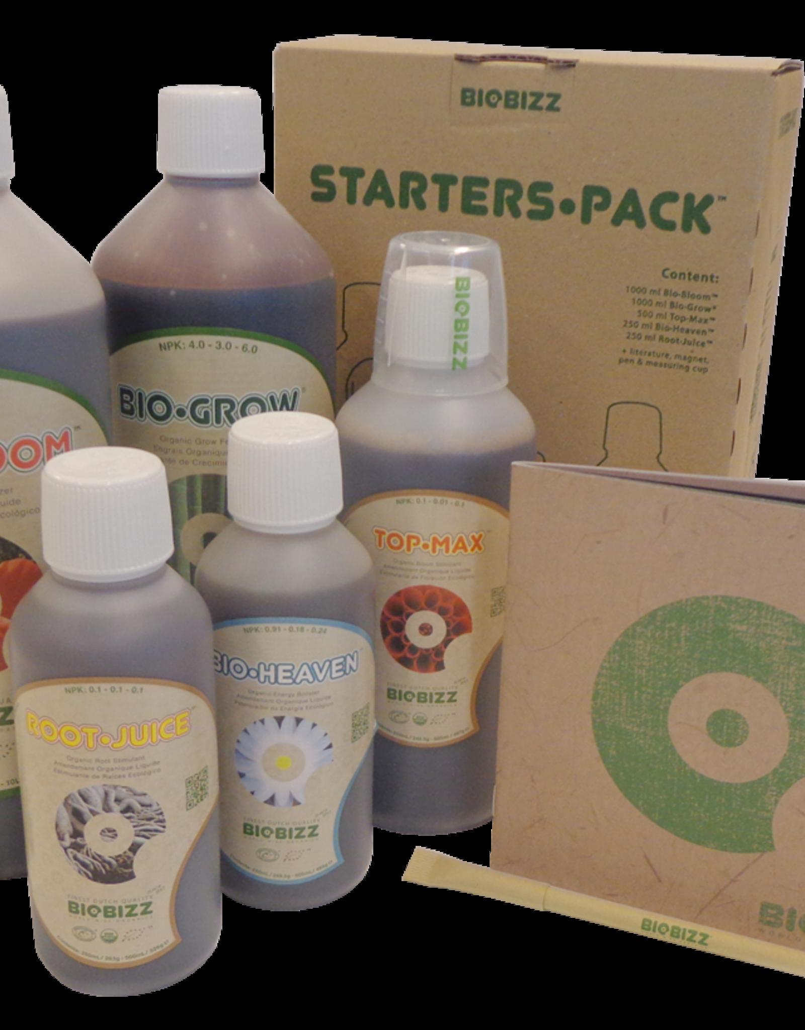 BioBizz Biobizz  Starterpaket