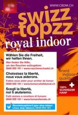 swizzTOPzz CBD Royal Indoor SwizzTOPzz
