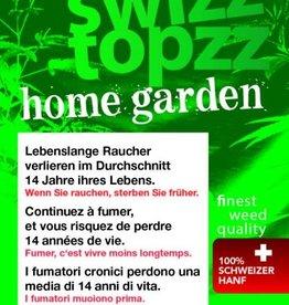 swizzTOPzz CBD Home Garden swizzTOPzz 7g