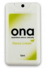 Ona Ona Card Sprayer Fresh Linen 12ml