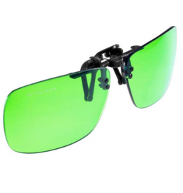 Zeiss Schutzbrille LED Clip-Ons Method  Seven