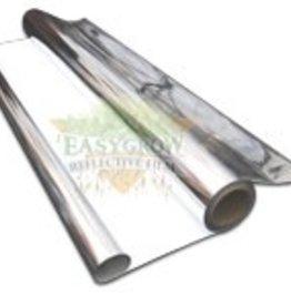 Silver/White Eco Reflective Folie 30m
