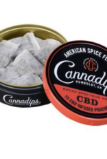 Cannadips Full American Flavor CBD