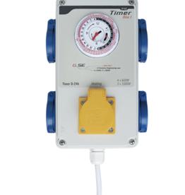 GSE GSE Timerbox I 4x600W